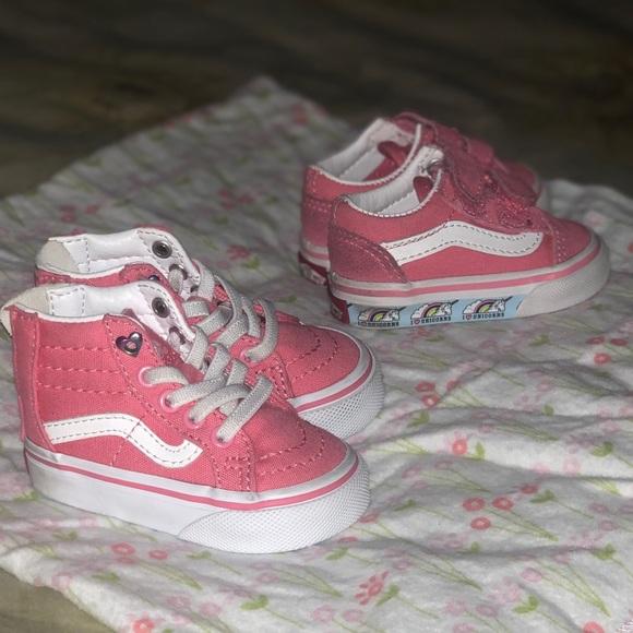 baby girl vans
